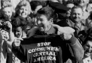 Desde Ronald Reagan en adelante ningún presidente norteamericano dejó de boicotear a la revolución nicaraguense.